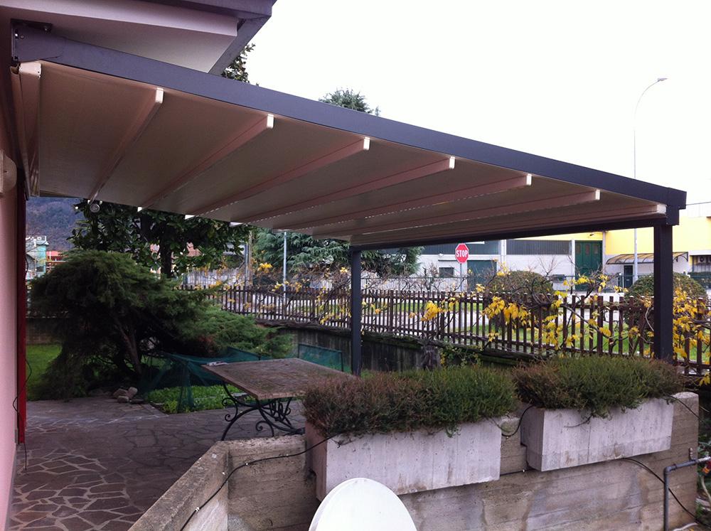 Pergolati in alluminio tendasol - Pergola da giardino ...