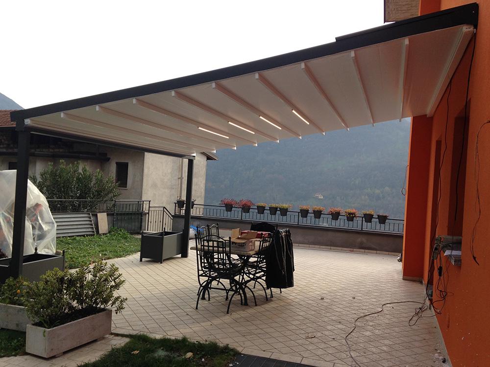 Best pergole in alluminio per terrazzi photos idee arredamento