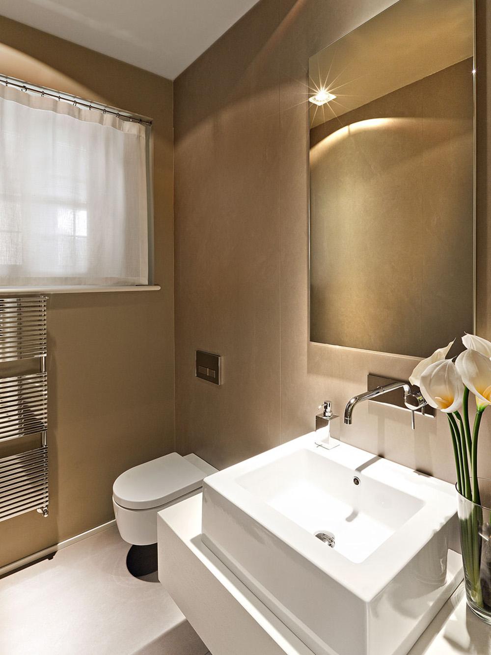 Gallery of foto tende a pacchetto per interni tende - Tende classiche per bagno ...