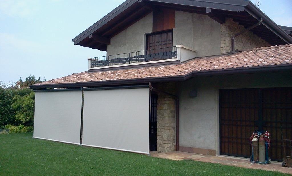 Tende Per Porticati Legno. Portici U Gazebo Grigliati In Legno Da Giardino With Tende Per ...