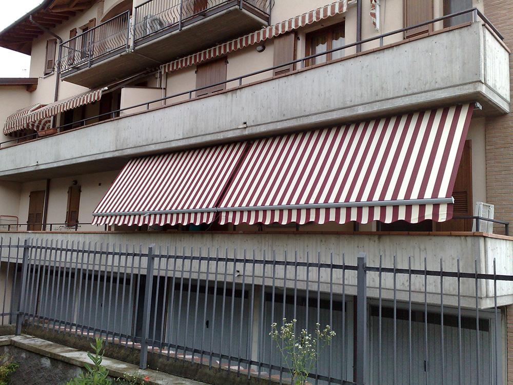 Tende da sole per balconi tendasol brescia bergamo for Tende da sole velux