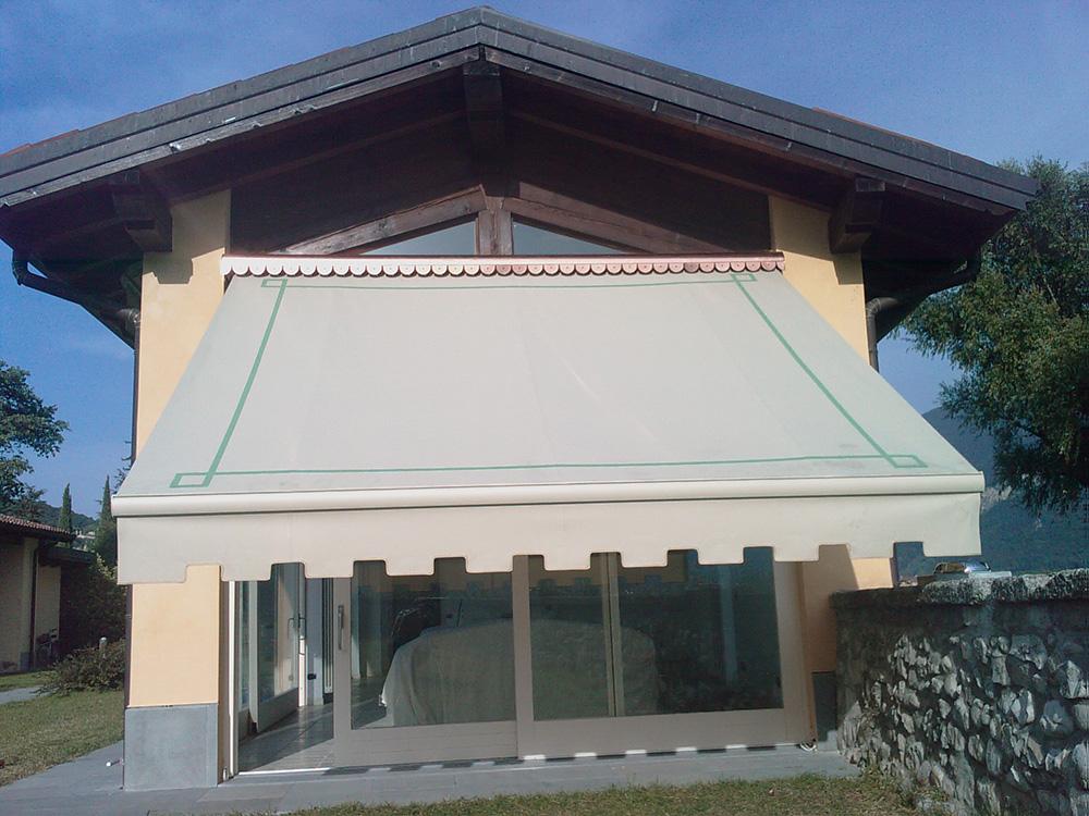 Tende per finestre tendasol brescia bergamo milano - Tende parasole per finestre ...