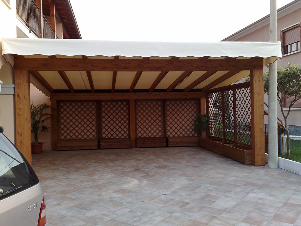 Idee per tettoie per macchine tutte le immagini per la for 2 idee di progettazione di garage per auto