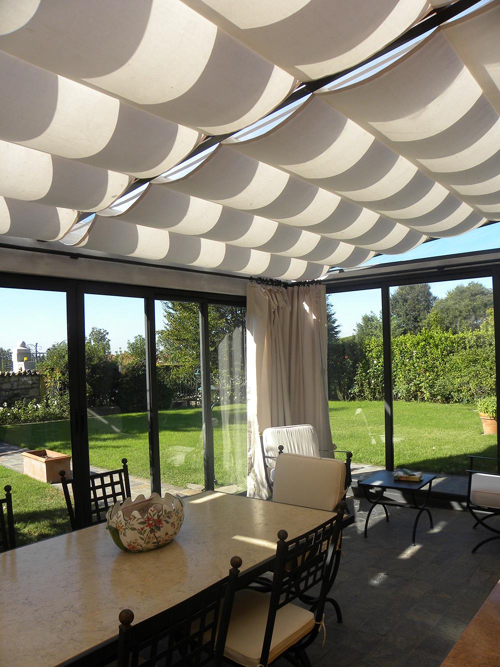 verande in legno lamellare tendasol brescia bergamo