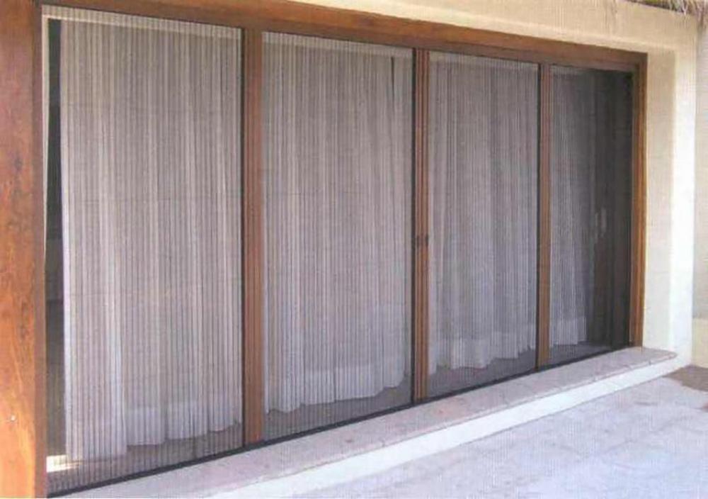 Zanzariere plissettate tendasol brescia bergamo milano for Ikea tenda plissettata