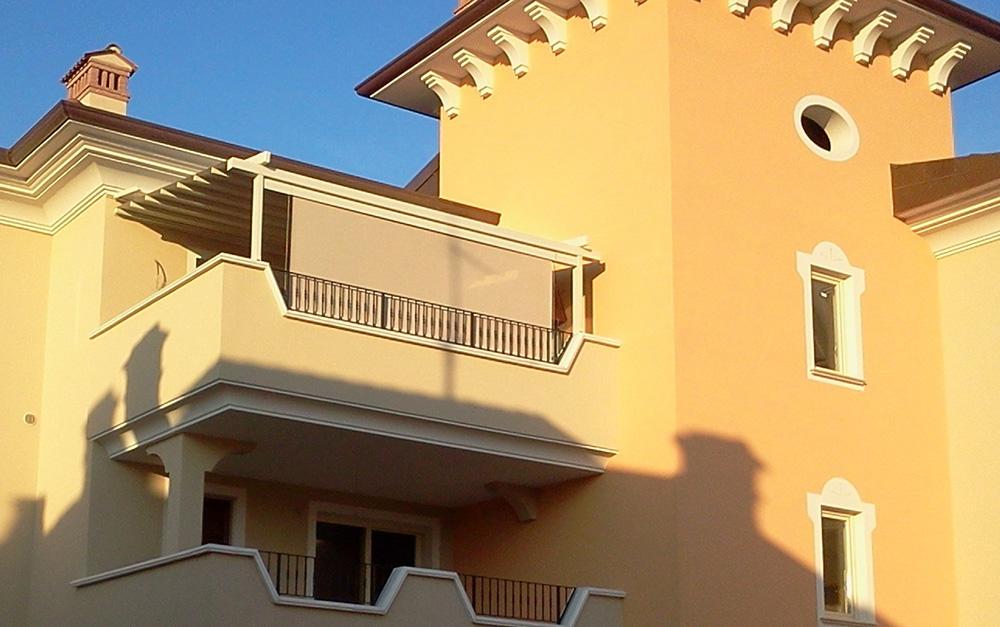 Emejing Gazebo Da Terrazzo Photos - Idee Arredamento Casa - baoliao.us