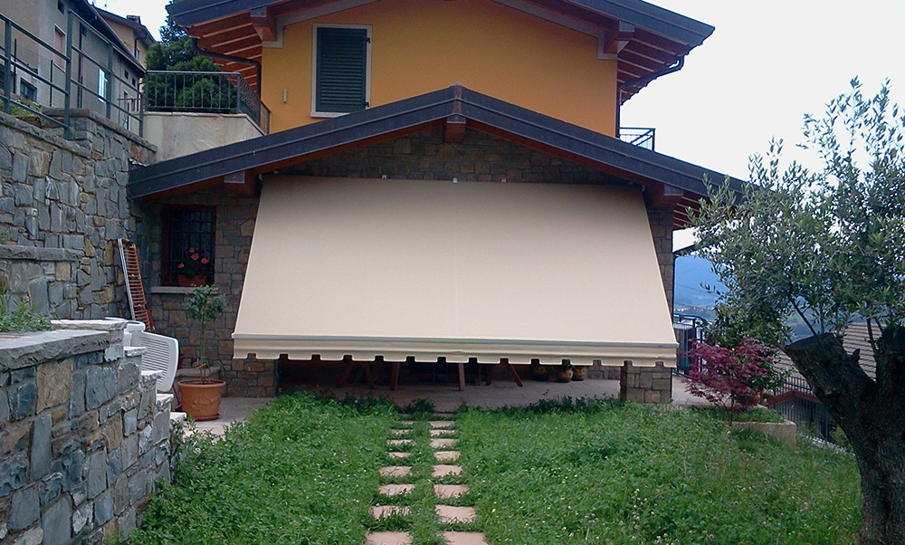 Tende Per Esterni Motorizzate.Tende Da Sole Motorizzate Tendasol Brescia Bergamo Milano